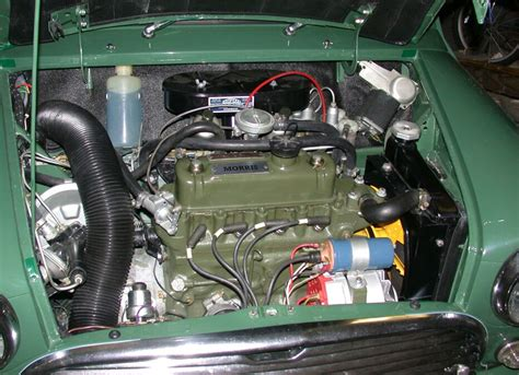 mini engine paint color and pics needed