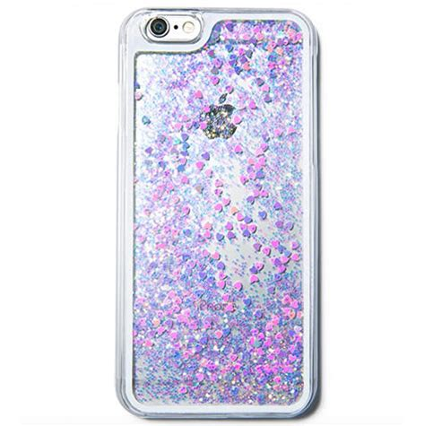 glitter heart hologram iphone case  velvet caviar quick