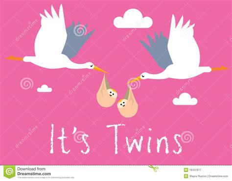 clipart nascita la ragazza gemella l illustrazione di nascita
