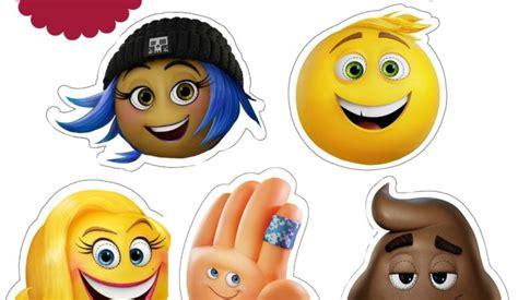 printable emoji mask party activites crafts food archives mrs kathy king