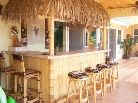 tiki bar ideas lanai