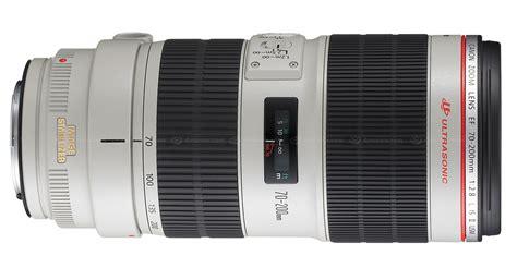 Canon Lens Ef 70 200mm F2 8 L Usm canon releases ef 70 200mm f2 8 l is ii usm lens digital