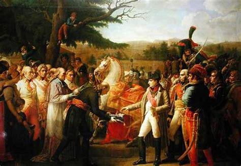 consolato italiano a vienna file napoleone riceve la resa di vienna jpg