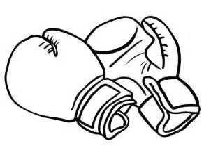 Boxing Gloves Coloring Pages boxing gloves coloring pages coloring pages