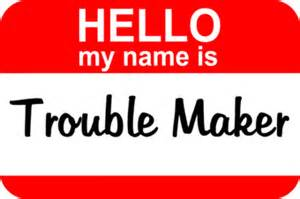 Wall Sticker Maker trouble maker
