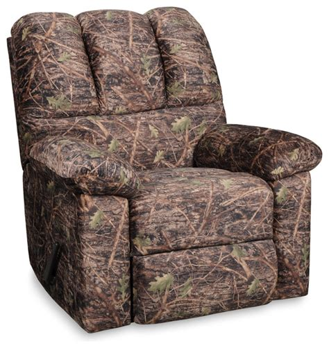 camo recliner chairs sale true timber camo recliner rustic recliner chairs by