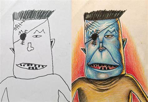 creative form drawing with children aged 6 10 years workbook 1 education books pai criativo colore os desenhos do filho resumo da net