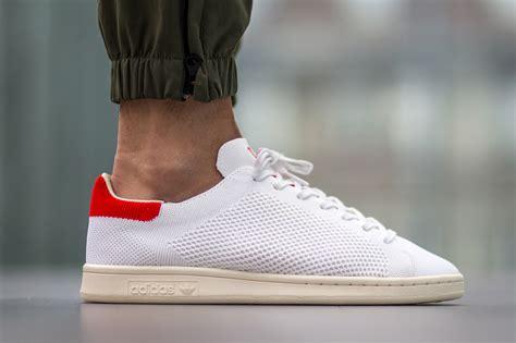 Adidas Stan Smith Primeknit by Adidas Stan Smith Og Primeknit White Sneaker Bar Detroit