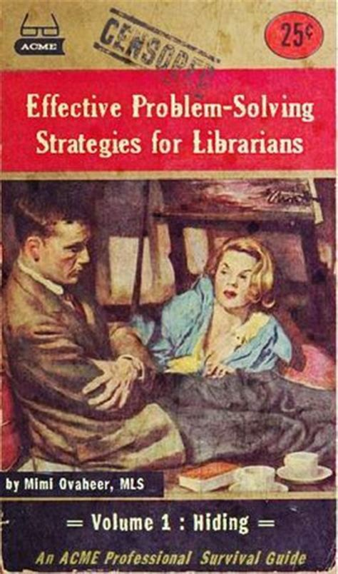 the of problem solving vol 1 the basics effective problem solving strategies for librarians vol 1