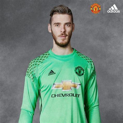 Jersey Manchester United Sleeve 2017 2018 Grade Ori jersey manchester united gk hijau lengan panjang 2017