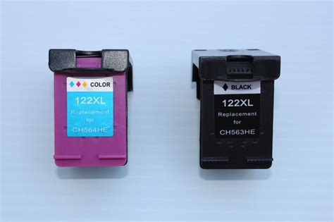 Printer Hp F2476 122xl 2 ink cartridge for hp deskjet f2423 f2430 f2480 f2483 f2488 f2492 f2493