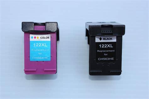 Printer Hp F2476 122xl 2 ink cartridge for hp deskjet f2423 f2430 f2480