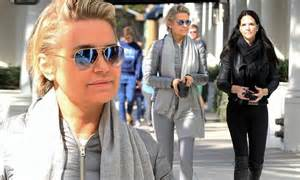 how did yolanda foster get lyme disease twice yolanda foster seen after claims ex mohamed hadid says