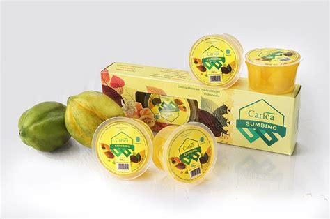 Carica Syrup Gemilang Isi 6 carica sumbing segar merk carica dieng enak dan berkualitas mytrip123