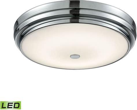 chrome flush mount light ls hallway lighting chrome flush mount light light