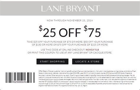 lane bryant coupons top deal 30 off goodshop lane bryant coupons promotions specials for april 2018