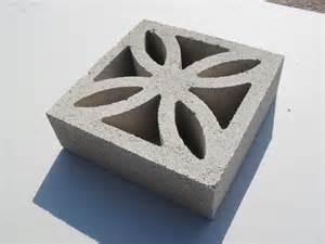 leaf screen concrete decorative garden wall blocks
