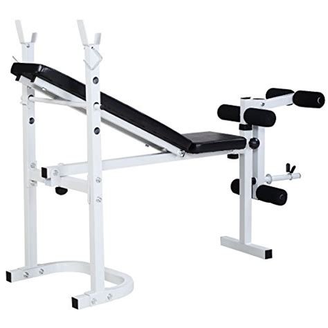 good incline bench press weight goplus olympic folding weight bench incline lift workout press home barbell academy