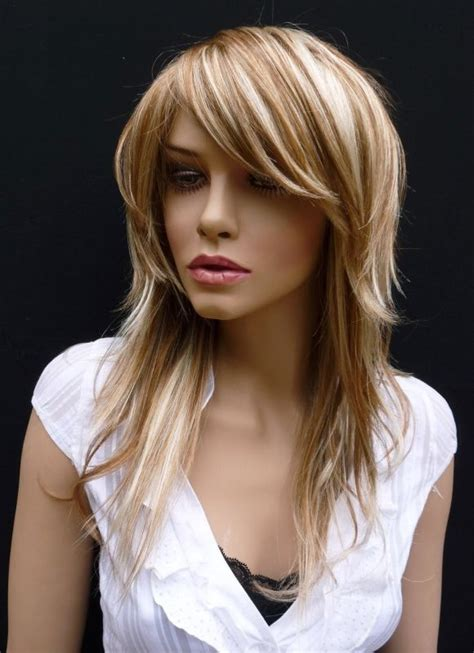 pictures of frosted hair highlights pics of beautiful chunky highlights frosted blonde