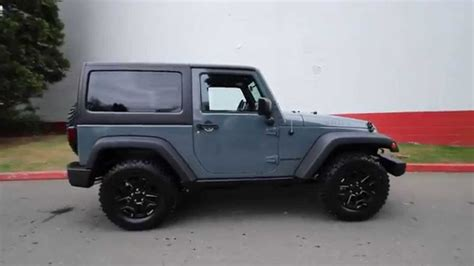anvil jeep color 2015 jeep wrangler anvil color images