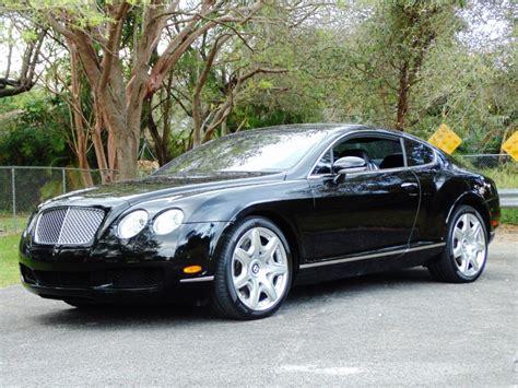 bentley 2 door coupe price 2005 bentley continental gt 2 door coupe 170322