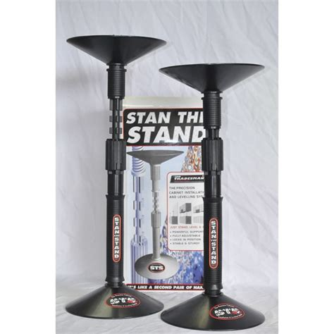kitchen cabinet jacks tradesman stan the stand cabinet levelling system