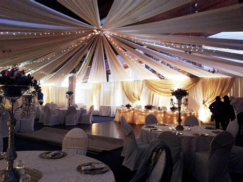 draping for wedding venues weddings gallery venue draping decor design port elizabeth