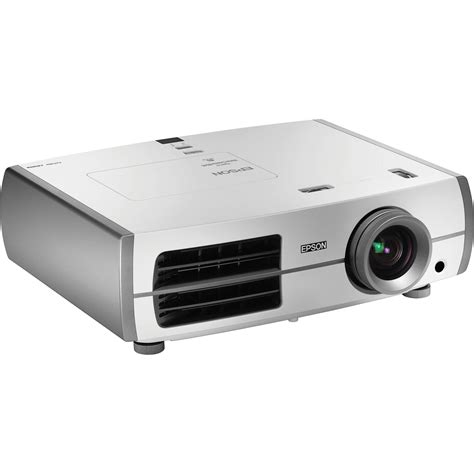 Home Projector by Epson Powerlite Home Cinema 8345 1080p 3lcd Projector