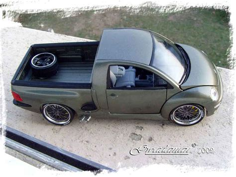 volkswagen bug truck new beetle pickup