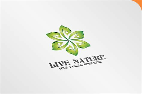 free nature logo design 20 nature logos free editable psd ai vector eps