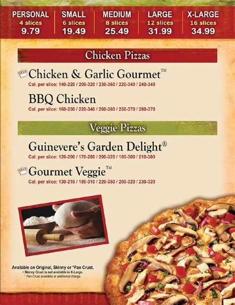 table pizza delivery table pizza menu prices