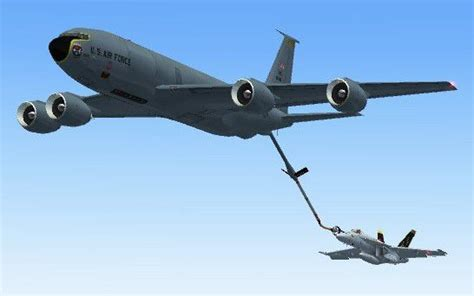 Kc Navy us navy boeing kc 135t drogue tanker for fsx
