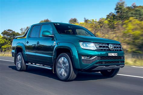2019 Vw Amarok by 2019 Volkswagen Amarok Ultimate 580 Review