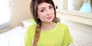 practically teaches us haire style zoella s 10 best hair and beauty tutorials huffpost uk