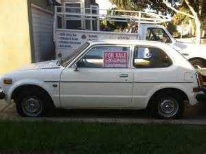 1979 Honda Civic Hatchback 1979 Honda Civic 1200 Hatchback 3 Door 1 2l For Sale In