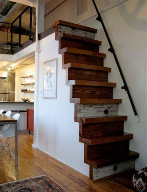 steep staircase solutions 26 creative and space efficient attic ladders shelterness