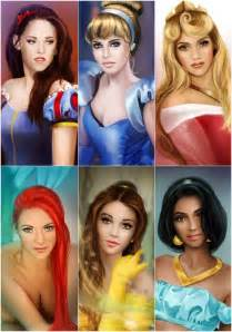 My disney princesses by martadewinter on deviantart