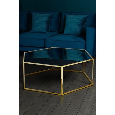 antique mirror coffee table alveare coffee table brass and antique hexagonal mirror
