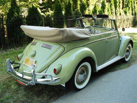 green volkswagen beetle convertible 1959 volkswagen beetle convertible 43673
