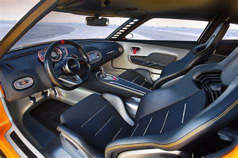 car upholstery designs kia studie gt4 stinger kia motors deutschland