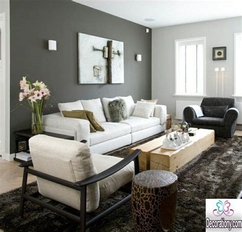 gray colors for living rooms 15 rustic living room paint ideas to inspire you