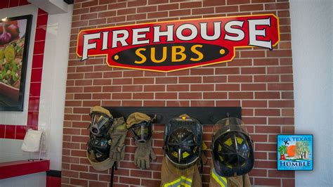 fire house sub hungry for a firehouse sub the wait is over atascocita your firehouse is now open