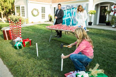 Canes Sweepstakes 2017 - diy giant candy cane picket fence home family video hallmark channel