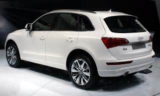 Weight Of Audi Q5 Audi Q5 History Of Model Photo Gallery And List Of