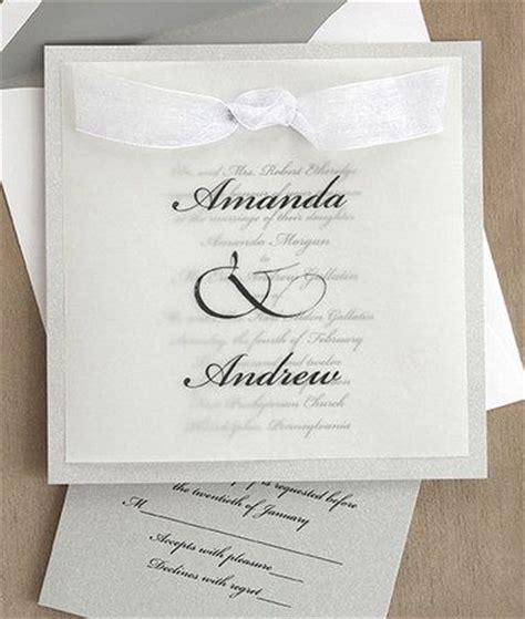 translucent overlay wedding invitations 13 best v e l l u m images on invitations