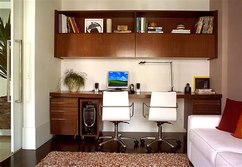como montar um home office pouco espa 231 o em casa