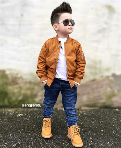 New Fashion Boy Sa75 Brown this month s best style looks of boy fashion