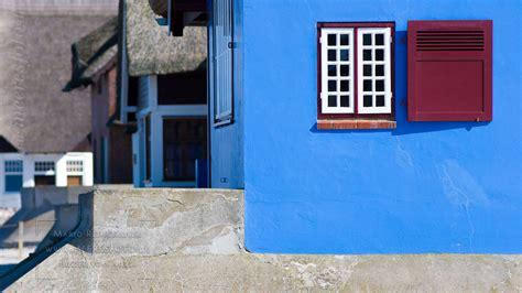 eingangst r haus blaues haus mit weissen gartenstadt hellerau dvb dresdner