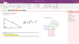 draw and handwrite notes in onenote 2016 news center