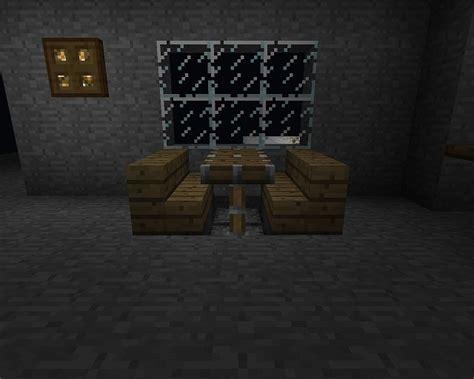 minecraft benches minecraft furniture tables